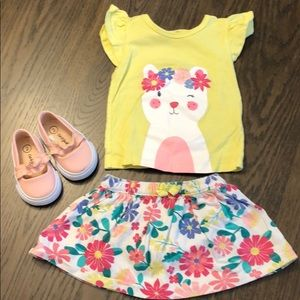 Outfit w/ shoes